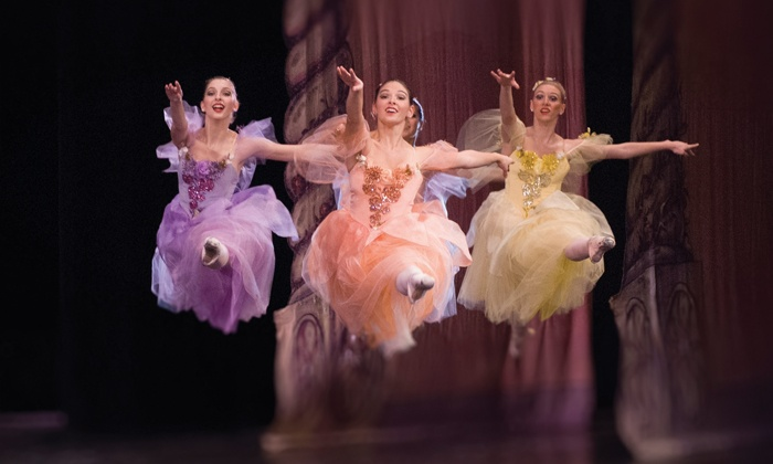 "The Nutcracker - San Diego Civic Theatre: ""The Nutcracker"" Presented by California Ballet at San Diego Civic Theatre on December 13–20 (Up to 53% Off)"