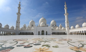 24 7 Tourism L.L.C: Abu Dhabi City Tour for One or Two with 24 7 Tourism