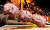 Rodizio de Picanha All-you-can-eat inkl. reichhaltigem Buffet für 2 oder 4 Personen im RomaRio (bis zu 32% sparen*)