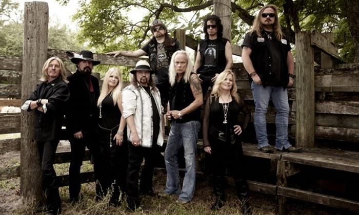 Lynyrd Skynyrd and Bad Company - DTE Energy Music Theatre: Lynyrd Skynyrd and Bad Company at DTE Energy Music Theatre on Friday, July 25 (Up to 44% Off)