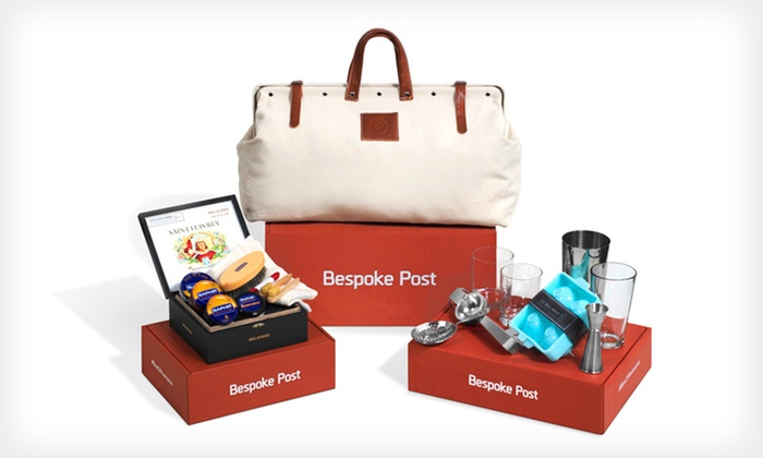 Just ask Bespoke Post co-founder Rishi Prabhu and he'll tell you. For $45 per month Bespoke Post subscribers receive a themed box of goodies that would retail for $$