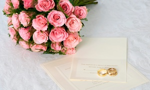Yours Truly: Stationery, Invitations, Announcements & Accessories at Yours Truly (Up to 51% Off). Three Options Available.