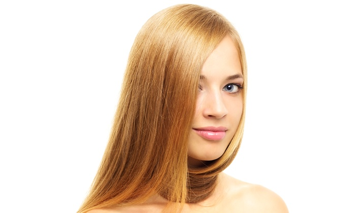Cari DiMaggio at Bella Mar Day Spa & Salon - Hollywood: Keratin Smoothing Treatment from Cari DiMaggio at Bella Mar Day Spa & Salon (Up to 64% Off). Two Options Available.