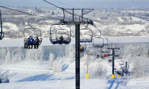 Sunridge Ski Area: One-Day Lift Tickets for Two or Six Multi-Day Lift Tickets at Sunridge Ski Area (Up to 47% Off)