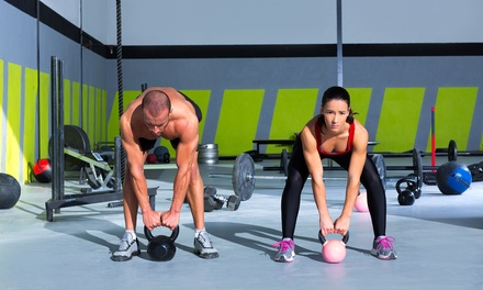$32 for One Month of Unlimited CrossFit with Trainer at CrossFit Unyielding ($75 Value)