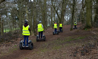 image for One-Hour Segway Experience for One or Two from Dorset Segways (Up to 59% Off)