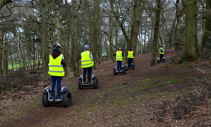 Dorset Segways - Dorset - Dorset Segways: One-Hour Segway Experience for One or Two from Dorset Segways (Up to 59% Off)
