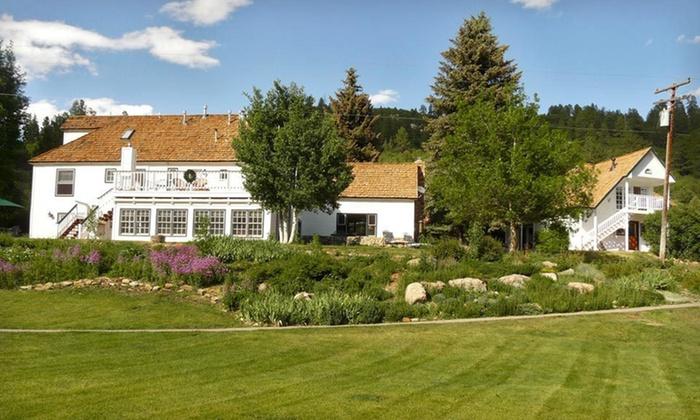 Lightner Creek Inn Durango - Double Tree Ranch: Two-Night Stay or Two-Night Full Inn Rental with Breakfast and Truffles at Lightner Creek Inn in Durango, CO
