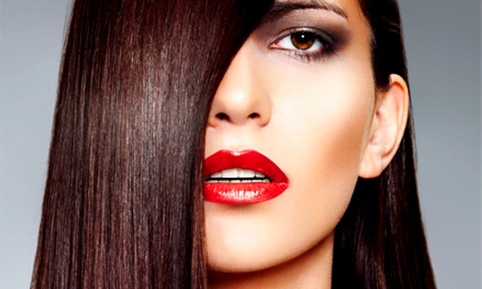 Farzana's Hair Design & Make-up Artistry - North Los Altos: Haircare Packages at Farzana's Hair Design & Make-up Artistry (Up to 69% Off)