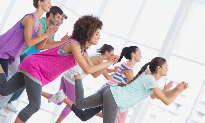 Studio 85: Dance and Fitness - Juneman: Four Weeks of Membership and Unlimited Fitness Classes at Studio 85 Dance and Fitness (49% Off)