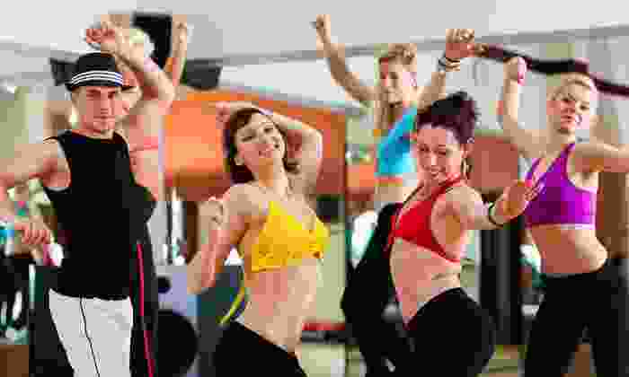 Studio Spin - Lancaster: 10 or 20 Zumba Classes at Studio Spin (Up to 63% Off)