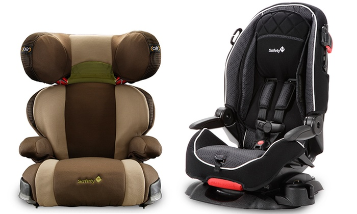 Safety First Summit Booster or Boost Air Car Seat