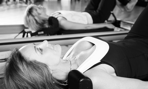 Poise & Strength Pilates: Five Mat and Barre Classes, Five Equipment Classes, or Four of Each at Poise & Strength Pilates (Up to 76% Off)