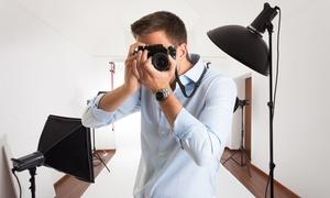 Lavid Romano Fotógrafos: Sesión de fotos estándar o reportaje para comunión o boda desde 24,90 €