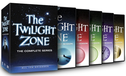 The Twilight Zone: The Complete Series on DVD