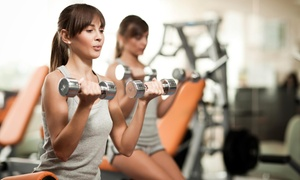 R2 Total Fitness: Up to 88% Off Gym Membership for One or Two at R2 Total Fitness