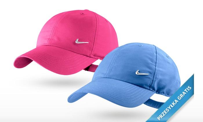 style mody Kod kuponu buty sportowe Czapki z daszkiem Nike   Groupon