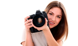 Dynamic E-Course: Online Digital Photography Course from Dynamic E-Course (99% Off)