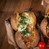 Pieczone ziemniaki z farszem