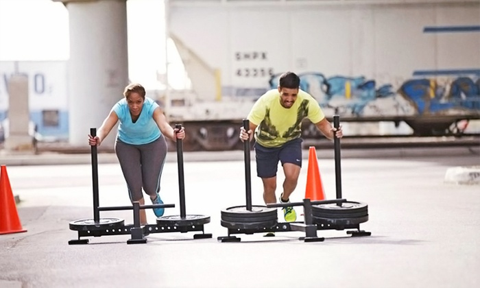 Salt Lake City CrossFit East - Mount Olympus: 3 Foundation Classes With Option for 1 Month of Unlimited CrossFit at Salt Lake City CrossFit East (Up to 74% Off)
