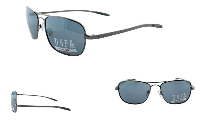 281d642ab2 US Polo Assn. Polarized Sunglasses for Men and Women
