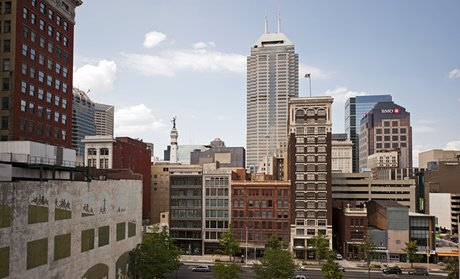 Shop Groupon Hotel In Downtown Indianapolis