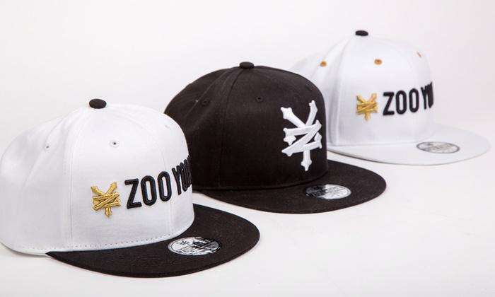 025b79d62 Zoo York Unisex Baseball Cap | Groupon Goods