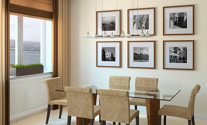 $39 for $100 Worth of Custom Framing at David's Custom Framing