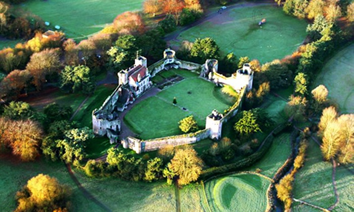 Caldicot Castle and Country Park - Caldicot: Caldicot Castle and Country Park: Entry Plus Roman Gladiator Event from £5 (Up to 50% Off)