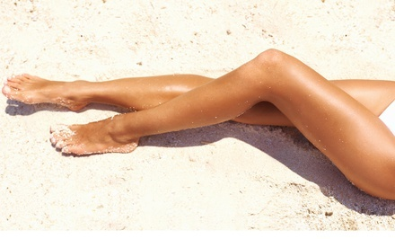 One or Two Spray Tans at Mobile Spray Tanning by Meredith (Up to 53% Off)
