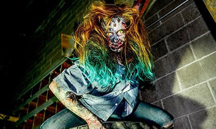Apocalypse: A Zombie Kill Experience - Tucson: Apocalypse: A Zombie Kill Experience for Two on May 3, 4, 17, 18, or 19 at The Slaughterhouse (Half Off)