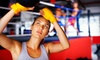 82% Off Kickboxing Lessons