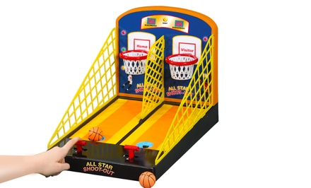 Shoot Out Electronic Basketball Game