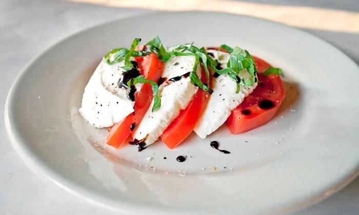 Angelina Ristorante - Lakeview: $25 for $40 Worth of Seasonal Italian Dinner Cuisine at Angelina Ristorante