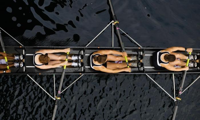 Lake Houston Rowing - Lake Houston: $30 for Learn to Row Course at Lake Houston Rowing (50% Off)