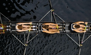 Lake Houston Rowing: $30 for Learn to Row Course at Lake Houston Rowing (50% Off)