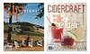 Sip Northwest and CIDERCRAFT Magazines: Magazine Subscriptions from Sip Northwest and CIDERCRAFT Magazines (Up to 59% Off). Three Options Available.