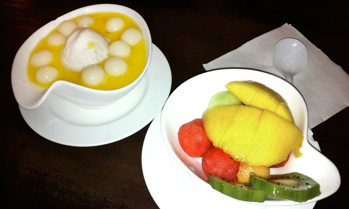 Creations Dessert - Central Richmond: $15 for a Four-Visit Punch Card to Creations Dessert ($20 Total Value)