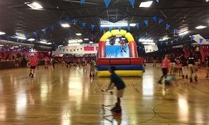 Astro Skate Family Fun Center: Roller Skating for Two or Four at Astro Skate Family Fun Center (Up to 47% Off)