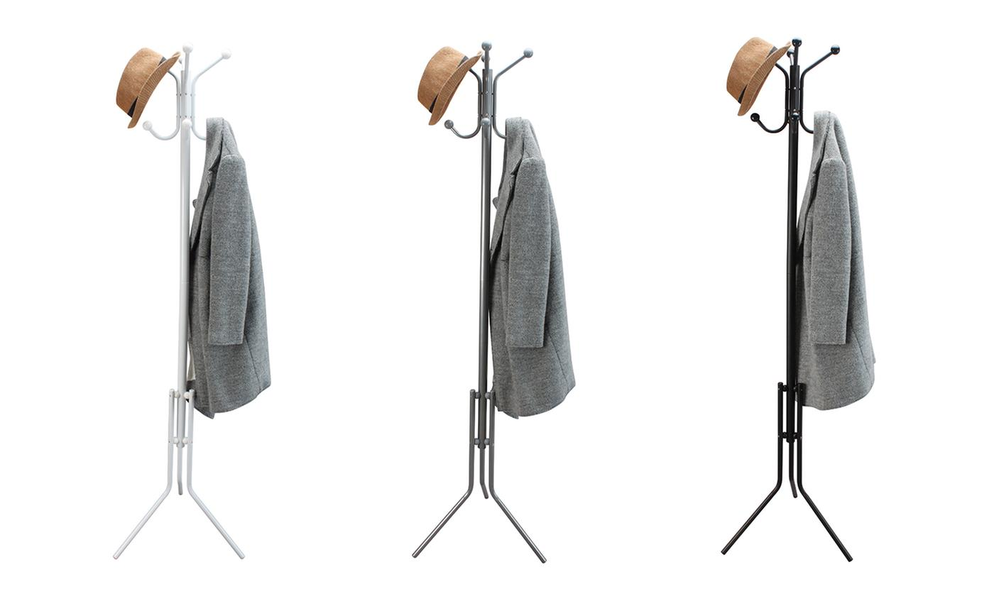 hook coat and hat stands