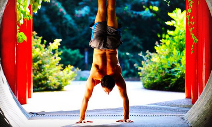 Yoga Para Vida - Downtown: 10 or 20 Drop-In Yoga Classes at Yoga Para Vida (Up to 76% Off)