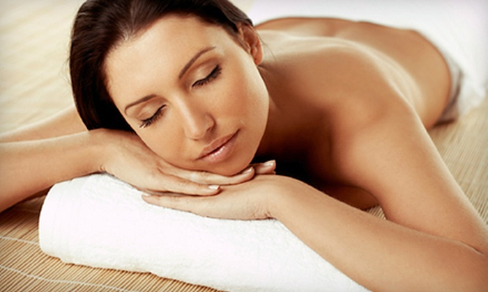 Y Spa - Downtown Vancouver: $48 for a 60-Minute Body Scrub with 30-Minute Massage or 30-Minute Facial at Y Spa ($96 Value)