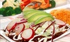 Up to 50% Off at La Fortaleza Mexican Restaurant in Garfield