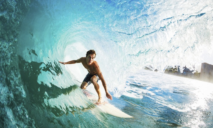 Surf Big Bay - Cape Town: Surfing Lessons from R125 at Surf Big Bay (Up to 60% Off)