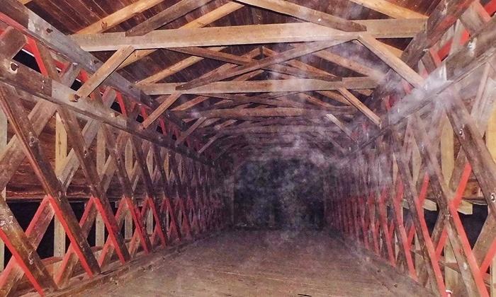 After Dark Investigations - Harrisburg / Lancaster: $65 for a 3-Hour, 2-Location Paranormal Investigation for 4 from After Dark Investigations ($140 Value)