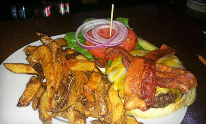 Plum Island Beachcoma - Newbury: American Food at Plum Island Beachcoma (Half Off). Two Options Available.