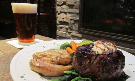 Pub Fare and Drinks at Austin's Ale House (Up to Half Off). Three Options Available.