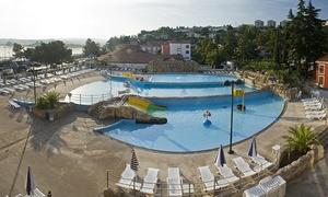 Terme Catez Aquapark Žusterna: Ingresso per uno o 2 adulti e un bambino all'Aquapark Žusterna di Capodistria (sconto fino a 53%)