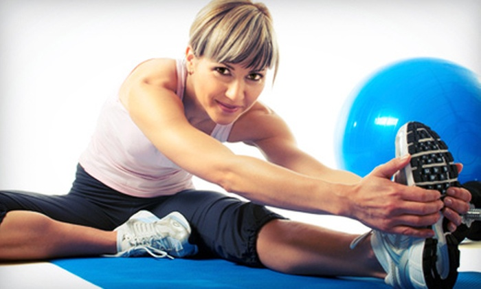 Simply Fit A Studio For Women - Stafford: $45 for $100 Worth of Personal Training at Simply Fit A Studio For Women
