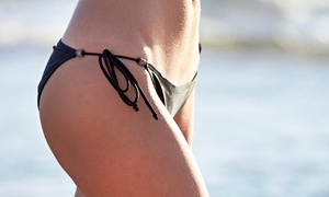 Xentrik Beauty Lounge: One or Three Brazilian Waxes at Xentrik Beauty Lounge (Up to 68% Off)